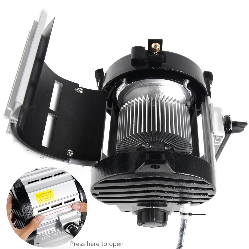 3 дана 100 Вт жарық диоды бар студия Fresnel - Камера және фотосурет - фото 4