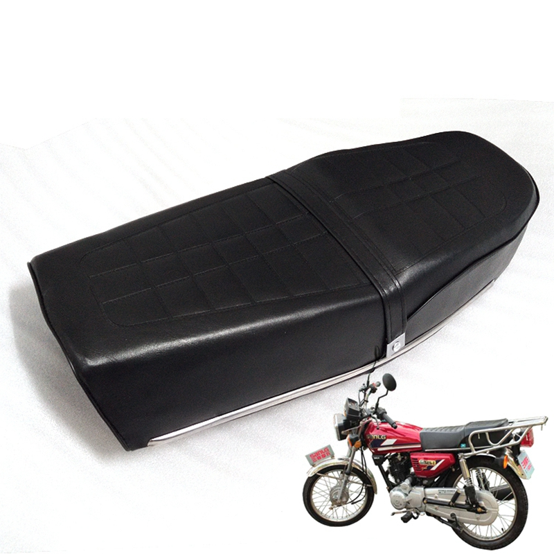 US $16 98 15% OFF|Motorcycle parts seat bag for Honda motorcycle CG125  saddle ZJ125 seat cushion cg 150 motorcycle parts-in Block & Parts from