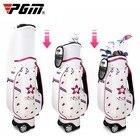 Golf Bag Lady Bag Printed Flexible Tugboat Waterproof Air Bag Large-capacity Golf Bag