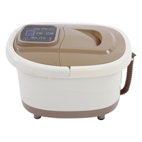 Portable Foot Spa Bath Massager Bubble Heat Soaker Vibration Pedicure Massage Machine Foot Spa Bath Massager
