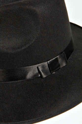 00fce24700dd ... Vintage Men Women Hard Felt Hat Wide Brim Fedora Trilby Panama Hats  Gangster Sun Cap IN ...
