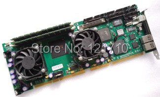 Industrial equipment board 92 005891 XXX REV J 05 SLE/1.0B with two processor and 1G memory