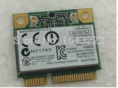 RaLink RT3290 Half Mini PCIe BT4.0 Wlan Wireless WIFi Card SPS:690020-001 For HP CQ58 M4 M6 4445S DV4 G4 G6 G7