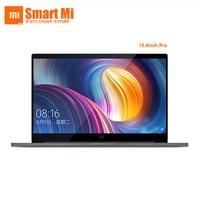 Original Xiaomi Mi Laptop Pro 15 6 Inch Intel Quad Core NVIDIA GeForce MX150 1920x1080 FHD