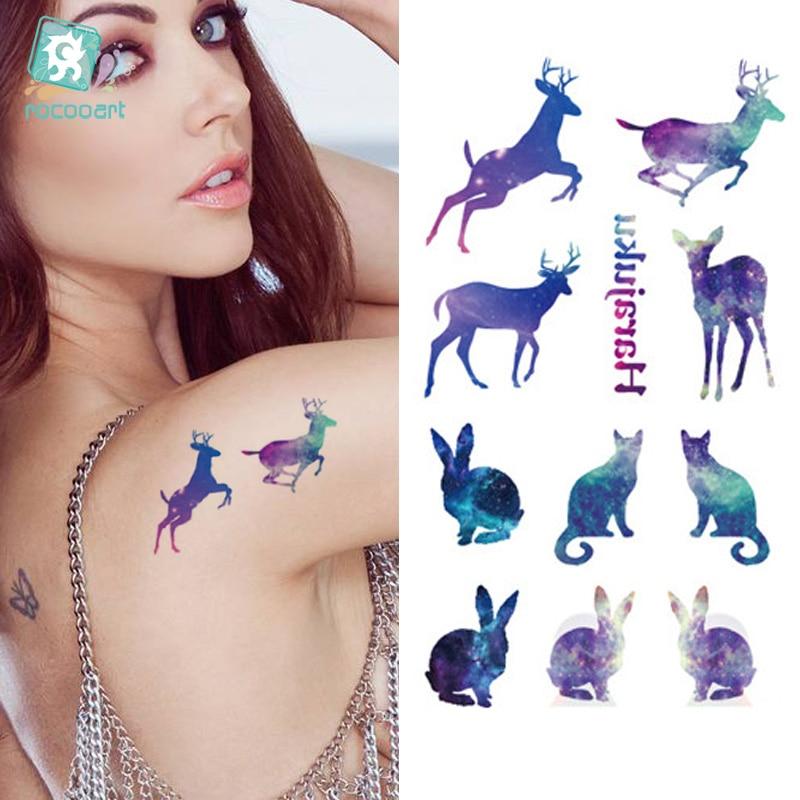 R3004 descartável impermeável 3d cor etiqueta do tatuagem padrão tatuagem temporária adesivos Flash falso tatuagem de corridas de decalque