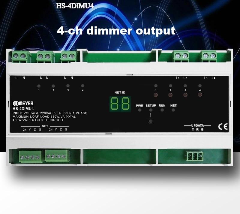 4 channels dimmable module for led lighting dimmer dimming. Black Bedroom Furniture Sets. Home Design Ideas