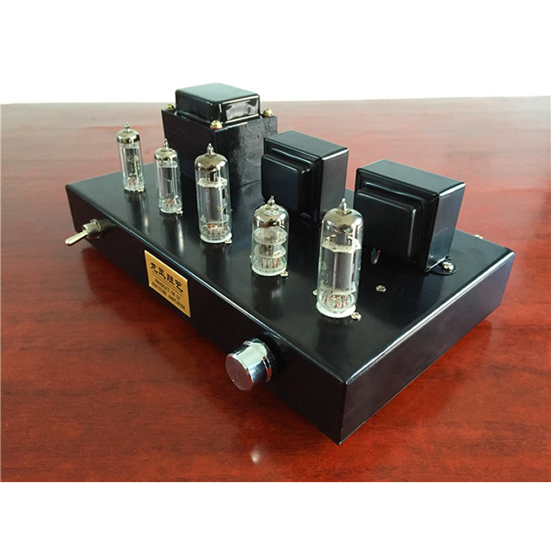 6N2 6P1 Luxury Electronic Tube and Bile Machine Fever Kit Finished Product Bile Rectifier Power Amplifier