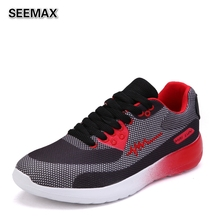 SEEMAX Brand Running Shoes For Men And Women Sport Run Shoes Lady Girl Sneakers Jogging Trainers Chaussure Femme Homme