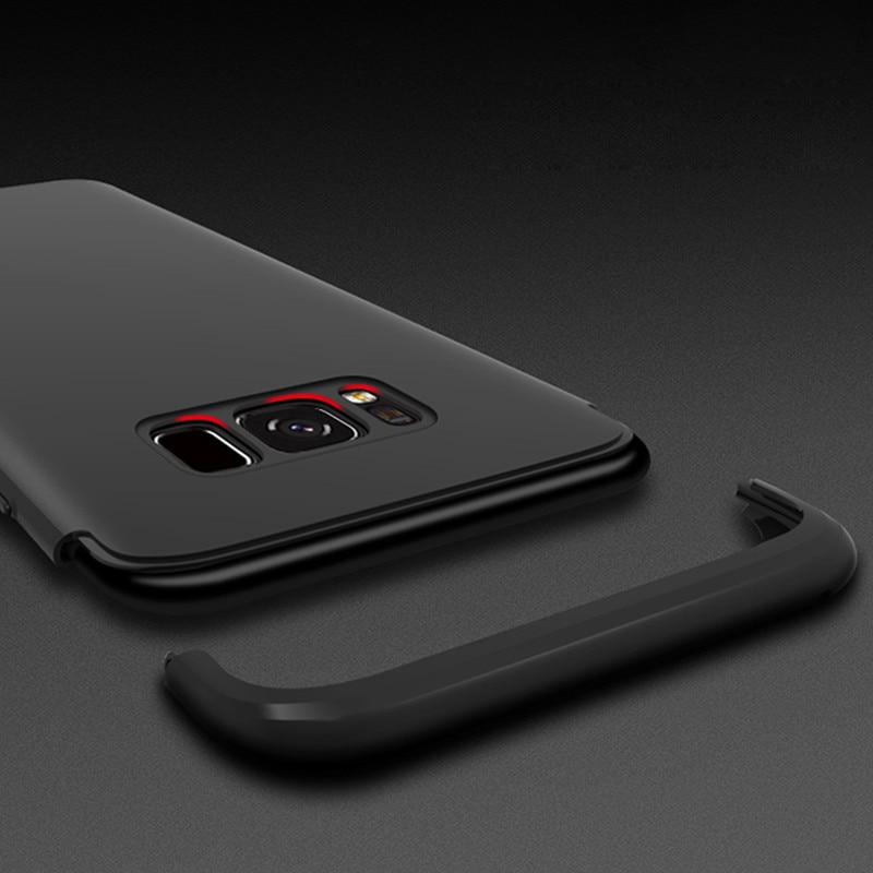 Θήκη GKK S8 Tough Double Dip 360 Full Protection Hard Matte Case - Ανταλλακτικά και αξεσουάρ κινητών τηλεφώνων - Φωτογραφία 2