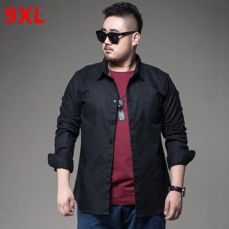 buy plus size men 39 s clothing black and