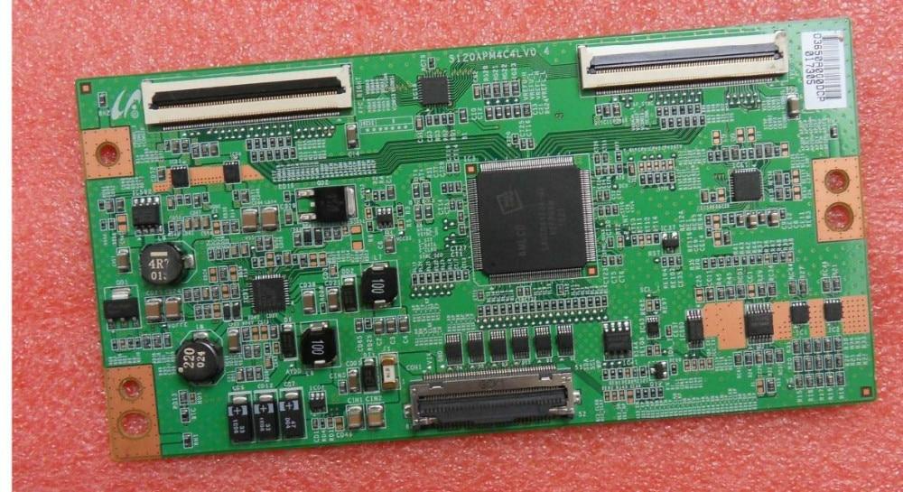 S120APM4C4LV0.4 المنطق مجلس LCD مجلس ل UA46C6200UF LTF460HJ03 ربط مع T-CON ربط المجلس