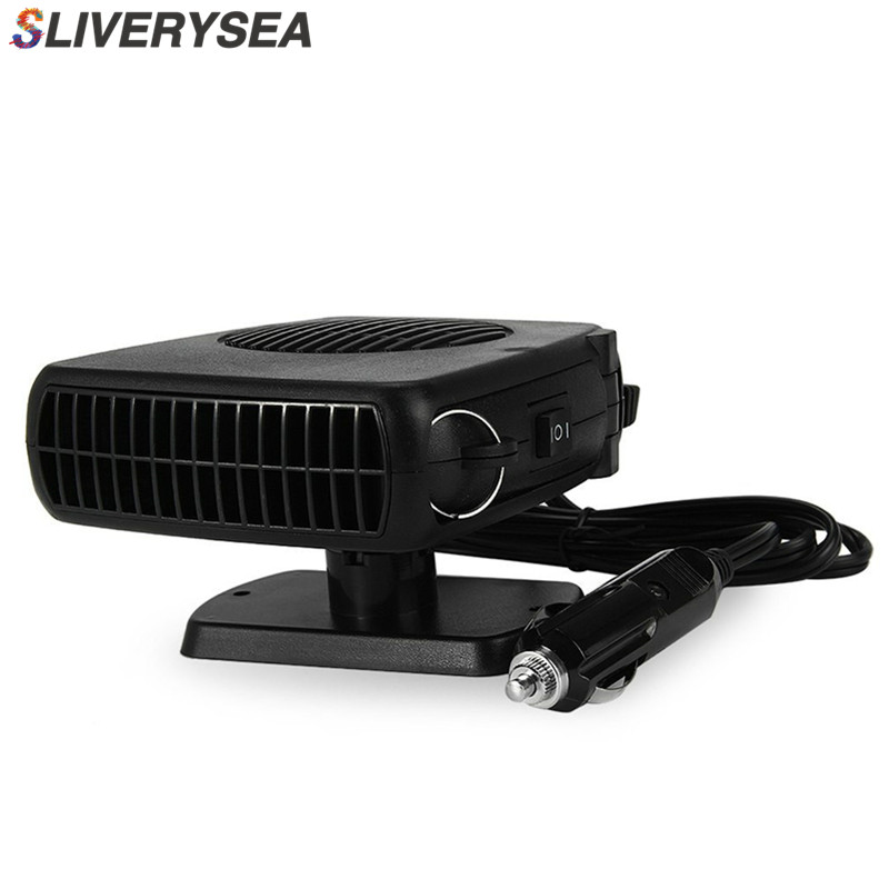 200W 12V 24V Protable Car Heater Fan High Quality Using Styling Heating Defroster Environmental #B1095