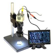 Best Buy HD 800 Lines BNC Out Put Industrial Microscope Camera with 7″ Display Screen