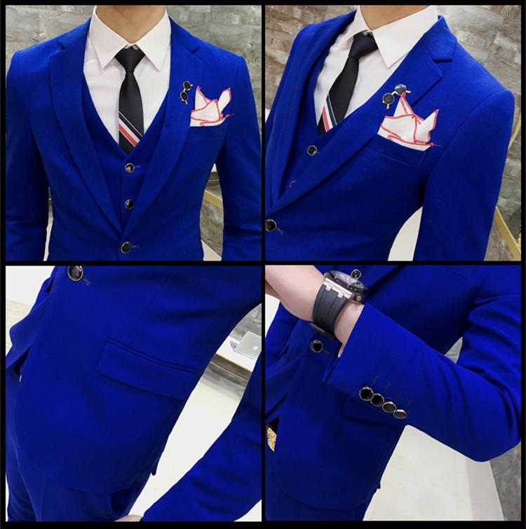 blue 4-jacket details
