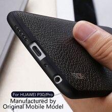 MOFi PU Leather Case For Huawei P30, P30 Pro, P30 Lite