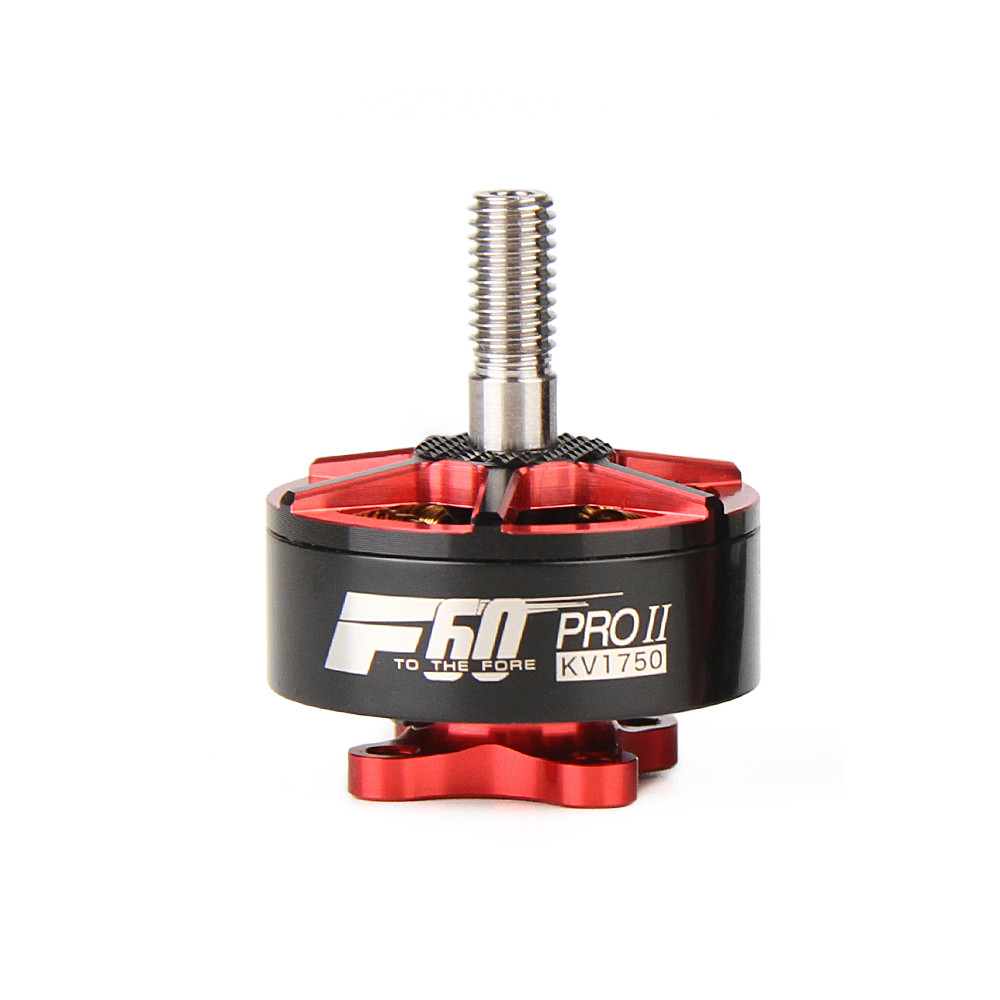 T-motor F60 Pro II 1750KV 3-6S Brushless Motor Red for RC Models DIY Multirotor FPV Racing Drone Spare Parts Accessories стоимость