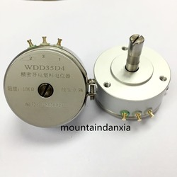 WDD35D4 WDD35D-4 0.5% 10K OHM 2W potenciómetro de plástico conductivo