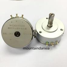 WDD35D4 WDD35D 4 0.5% 10K OHM 2W potenciómetro de plástico conductivo