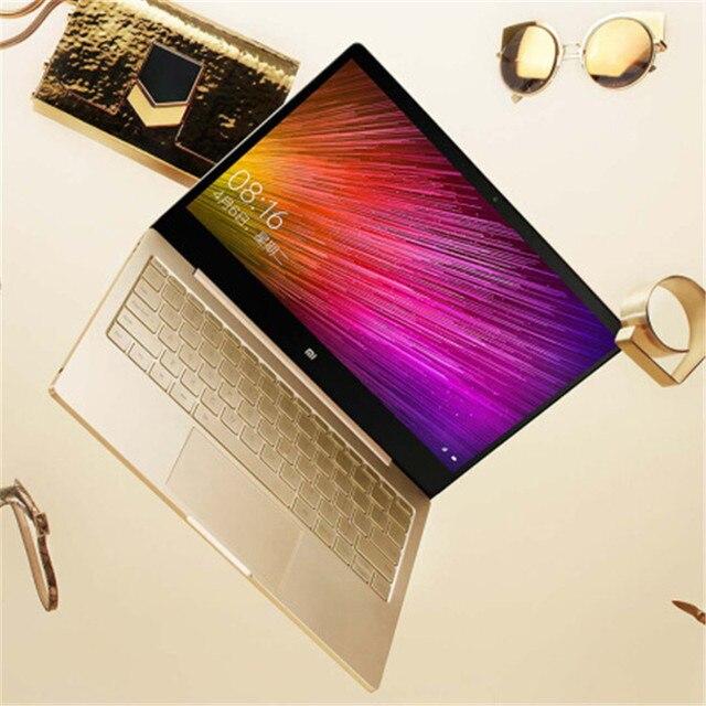 Nouveau Xiaomi ordinateur portable Air 12.5 pouces écran Intel Core m3-8100Y/i5 4GB RAM 128GB ROM Ultra mince corps médical anglais Windows 10 4