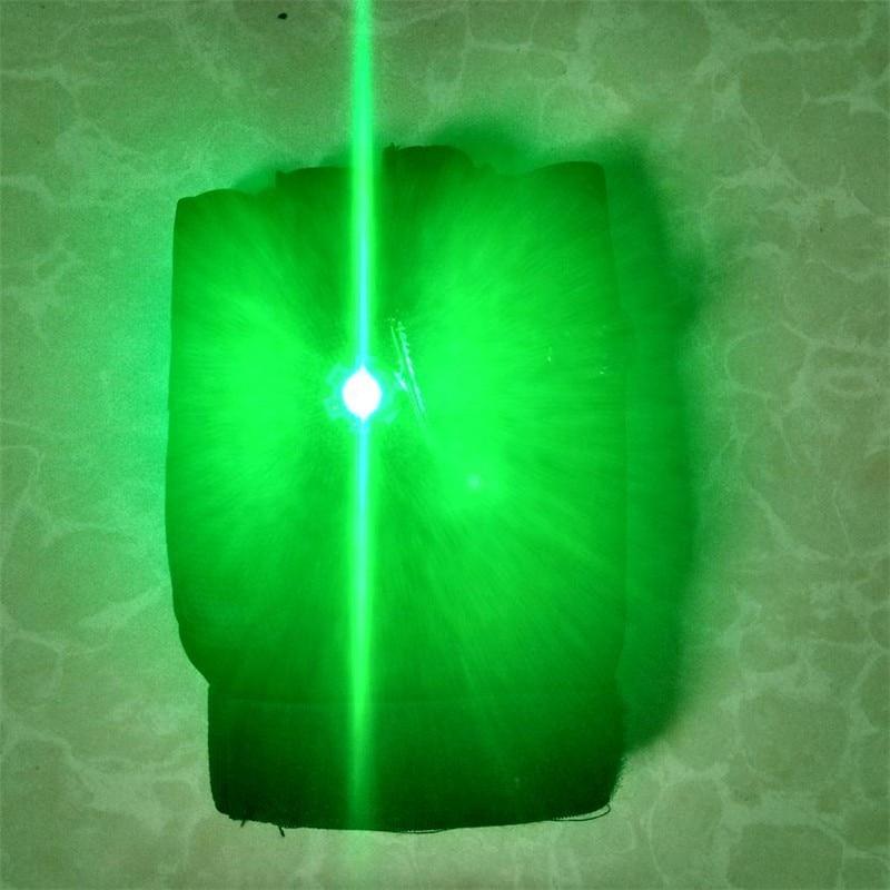Doreza me lazer me dizajn të ri me 4 copë DJ të gjelbër me dritat - Furnizimet e partisë - Foto 5