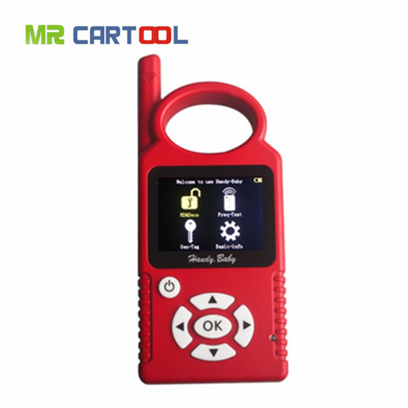 Top Selling High Quality Handy Baby CBAY Hand-held Car Key Copy Auto Key Programmer for 4D/46/48 Chips CBAY Chip Programmer