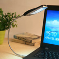 Lâmpada USB Laptop Mini 28 LED Nova Luz USB Flexível Brilhante Lâmpada computador USB Mini Desk Reading Lamp para Computador Notebook PC