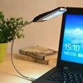USB Лампа Для Ноутбука Mini 28 LED Новая Гибкая Яркий USB Свет компьютер Лампы Mini USB Настольная Лампа Для Чтения для Ноутбука PC