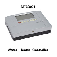 Solar Controller SPIII Solar Pump Controller Web Based Energy Saving Admeasuring Water Heating System Controller SPIII