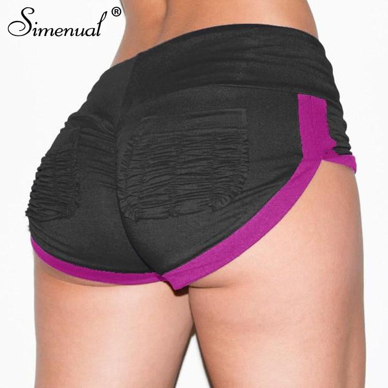 Short sexy pour fitness femmes
