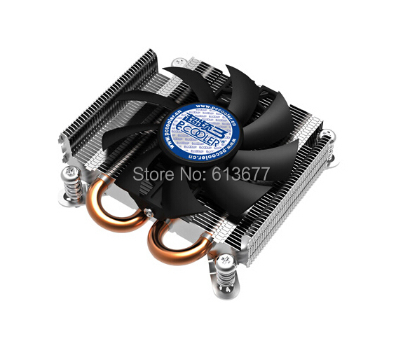 4pin fan, 2 heatpipe, 27mm height for HTPC mini case, ultra-thin, for AMD FM2/FM1/AM3+, CPU fan, CPU cooler, PcCooler S85A 2200rpm cpu quiet fan cooler cooling heatsink for intel lga775 1155 amd am2 3 l059 new hot