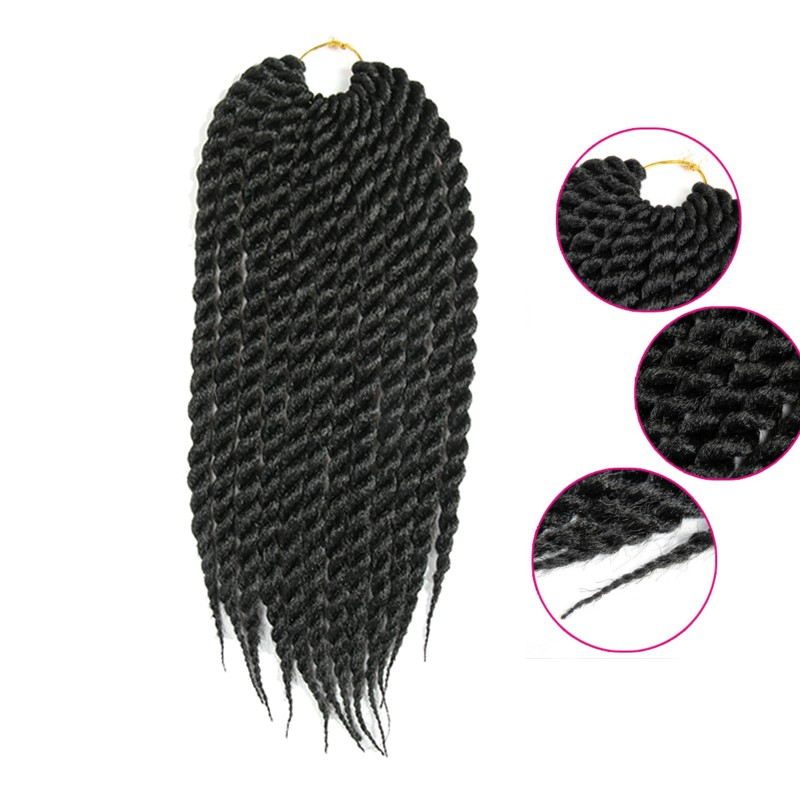 havana mambo twists crochet braid hair