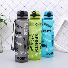 New 600ML Portable Plastic BPA Free Leak Proof My Sports Kid