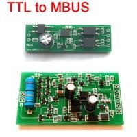 TTL UART serial port to MBUS Master Converter communication Module   or MBUS Slave Module FOR MBUS Smart control / meter
