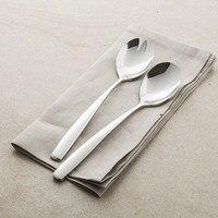 De haute Qualité En Europe Style Bref vaisselle accessoires de cuisine en acier inoxydable fourchette de fruit de mélange fourchette à salade parti forks 21x4.5 cm
