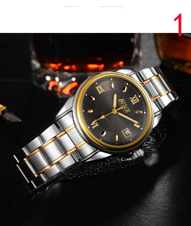 Automatic machinery Ultra-thin waterproof steel belt quartz men's watch men's watch student men's watch fashion цена и фото