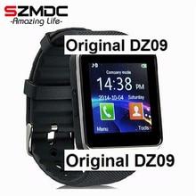 Новинка 2017 года Смарт-часы dz09 с Камера Bluetooth наручные часы SIM карты SmartWatch для IOS телефонах Android Поддержка нескольких языков