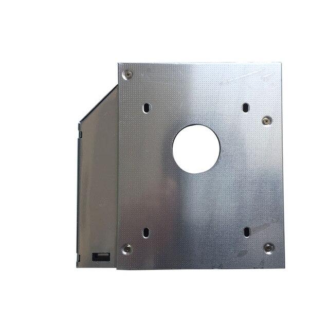 9.5MM 2nd HDD HD SSD boîtier de disque dur Caddy pour ASUS N551JM N551JK N551JQ X550JX X553M X553MA (lunette de lecteur optique cadeau)