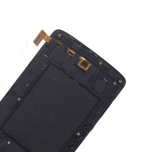 Image 3 - Thương Hiệu Mới Cho LG K8 LTE K350 K350N K350E K350DS Màn Hình Hiển Thị LCD Bộ Số Hóa Cảm Ứng Thay Thế Có Khung Sửa Chữa bộ