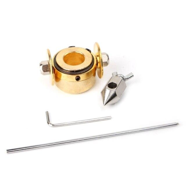 Torche de découpe Circinus à rouleaux coupe Plasma PT31/40 à Air, roue de guidage boussole 44cm
