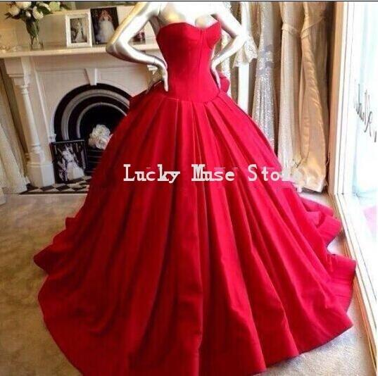 Online Get Cheap Red Black Wedding Dress -Aliexpress.com - Alibaba ...