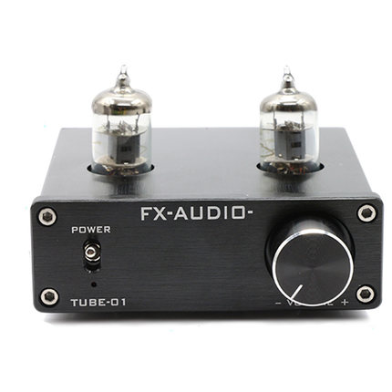 NEW FX-AUDIO TUBE-01 Bile Pre Amp Tube Amplifier preamp bile Buffer 6J1 HIFI 2016 new matisse amp dc12v 2a bile preamp tube preamp buffer 6n3 5670 tube pre amp hifi audio tube preamplifier power supply