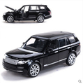 New Range Rover 1:24 rastar   Wheelbase SUV alloy car models Off-road vehicles Limited Collection Fast and Furious Luxury cars