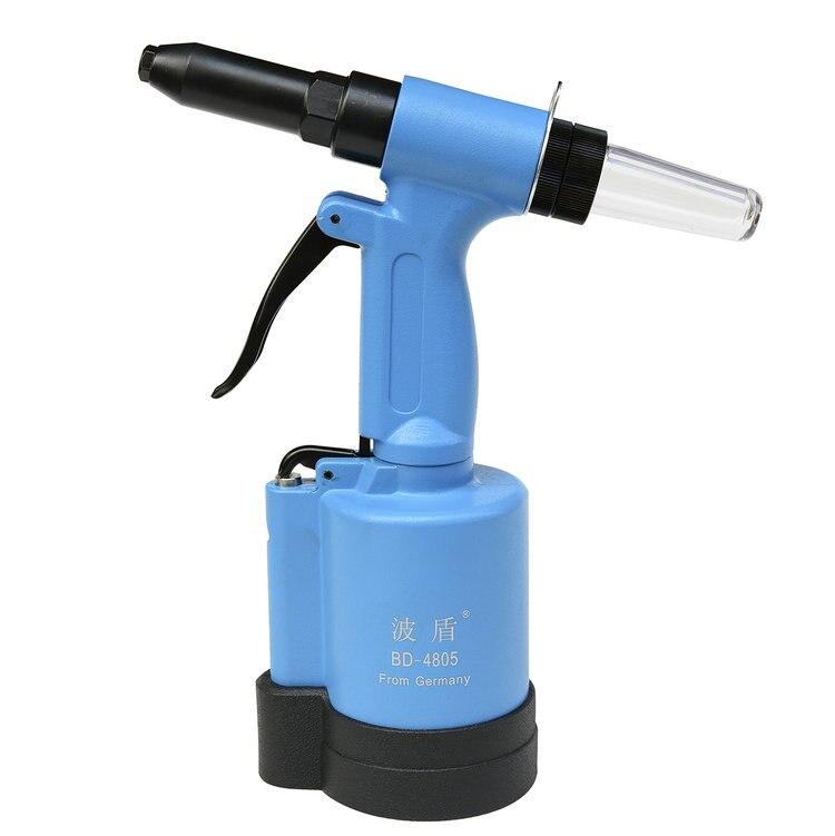 Hydraulic pneumatic rivet pliers pull nail rivet clamp BD4805 pneumatic riveter