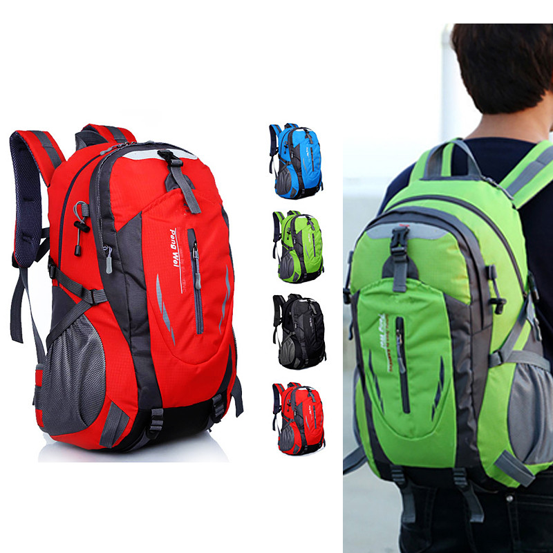 2016 Winter Olympic Games Women&Men Sport Backpack Russia Olympic Outdoor Hiking Backpack Athletic Sport Travel Backpack Q2