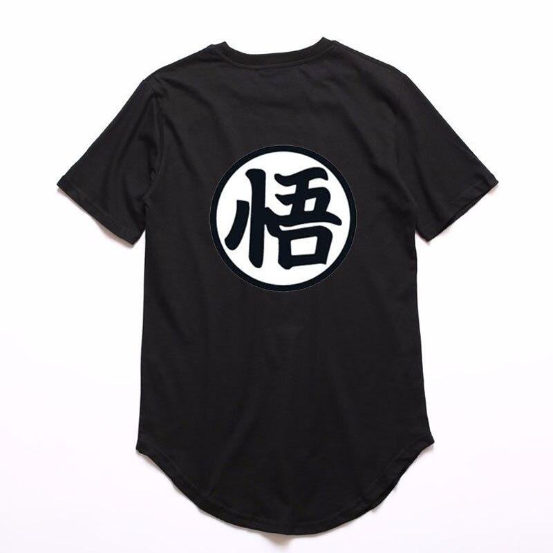 Tee Shirt Homme 2017 New Dragon Ball T Shirt Summer Short Sleeve