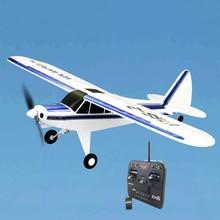 Volantex супер Decathlon RC RTF модель самолета w/бесщеточный Двигатель Servo ESC Батарея