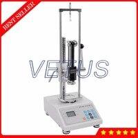 Spring Extension Compression Tester Meter 100N/10kg/22Lb Digital Spring Lood Testing Machine Measuring Equipment ATH 100