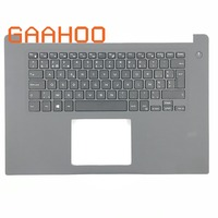 brand new original laptop AZERTY keyboard for DELL INSPIRON 15 7000 7560 7572 BE keyboard and palmrest assembly