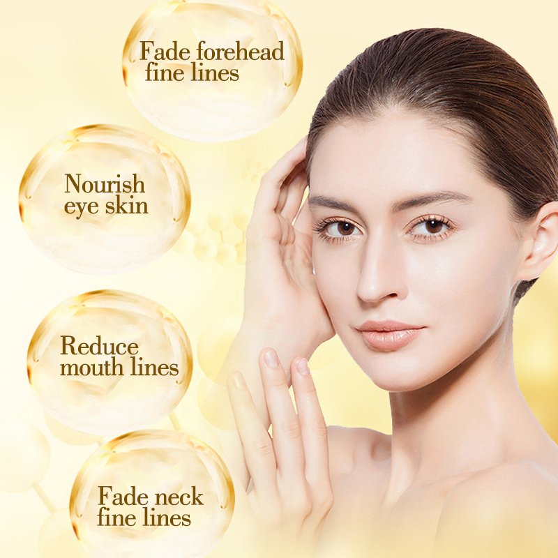 60PC Collagen Crystal Eye Mask Gel Eye Patches Ageless Anti Age Eye Bags Dark Circles Patch Face Mask for the Sleep Mask Ageless 2