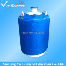 YDS-35 35L Large diameter liquid nitrogen conatiner for storage specimen